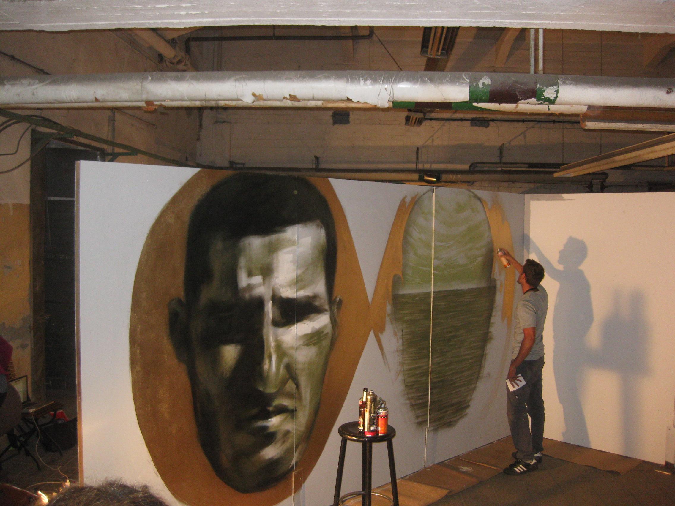 ART WEEK BERLIN 2012 STROKE URBAN ART FAIR