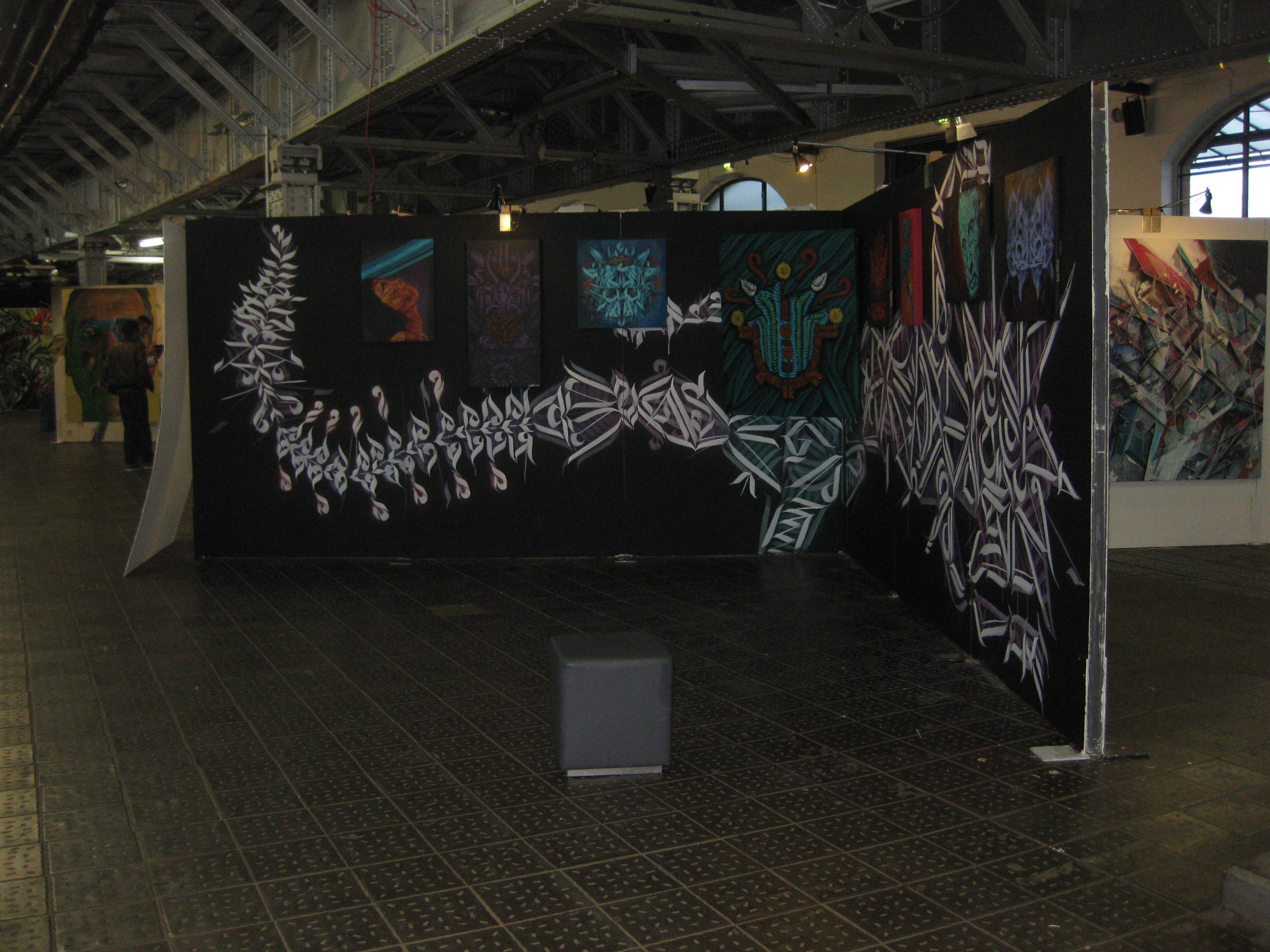 ART WEEK BERLIN 2012 STROKE URBAN ART FAIR
